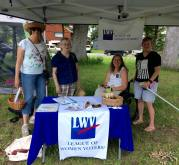 Fourth of July 2017 in Shelburne Falls, MA