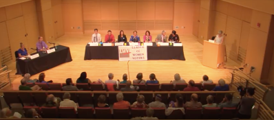 August 2018: 1st Franklin District candidates