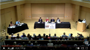 August 2018: Hampshire, Franklin, & Worcester District State Senate Candidates